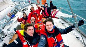 JMJ: 17 jeunes rejoindront Panama en voilier