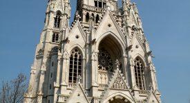 Messe d'action de grâce pour le 25e anniversaire de la mort du Roi Baudouin