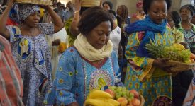 Charleroi a fait la fête aux Africains de Belgique