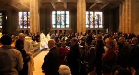 Rentrée pastorale des Communautés d'Origine Etrangère à Bruxelles