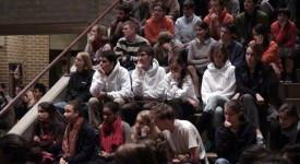 Lancement des JMJ à Louvain-la-Neuve