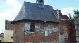Le Christ de la ferme d'Hougoumont a disparu