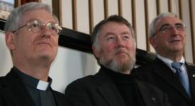 Trois nouveaux évêques auxiliaires pour le diocèse de Malines-Bruxelles