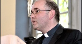 L'abbé Rochette, nouveau chanoine du Chapitre cathédral installé le 16 février