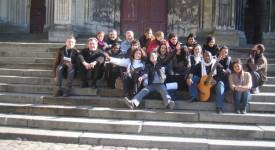 Pèlerinage de «jeunes adultes» à Lisieux : Que du bonheur!