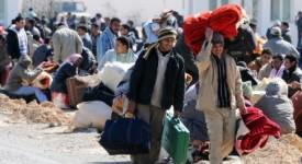 Le nombre de populations déplacées a atteint un record