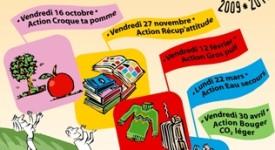 Action «Eau Secours», le 22 mars