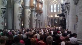 Célébration des 6 ans de pontificat de Benoît XVI