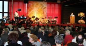 """""""Unis par Christ"""" : 1500 catholiques, orthodoxes et évangéliques se rassemblent à Namur"""