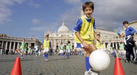Le sport au Vatican