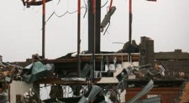 USA - Joplin - tornade - mai 2011