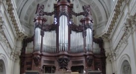 Une formation réservée aux organistes