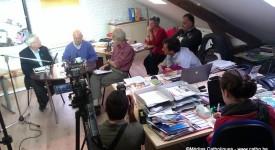 Jacques Mercier rencontre la rédaction des Médias Catholiques