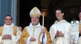 Namur : Xavier Le Paige est ordonné prêtre