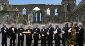 »Itinéraire grégorien » pour un voyage vocal, ce 14 août à Namur