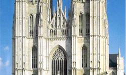 Ordinations à la cathédrale de Bruxelles le 23 juin