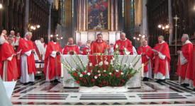10 ans d'épiscopat pour Mgr Jousten