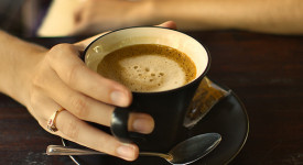 Des cafés solidaires à succès