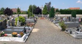 Prendre soin des cimetières
