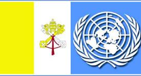 Le P. Lombardi explique l'intérêt de la présence du Saint-Siège à l'ONU