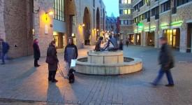Les étudiants de Namur, Mons et LLN s'unissent