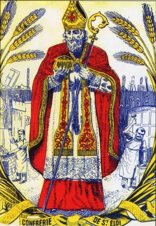 Saint Eloi de Noyon (588 – 1er Décembre 660)