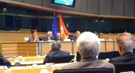 L'Ordre de Malte au Parlement européen !