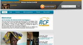 RCF la radio qui s'écoute aussi à partir de son ordinateur