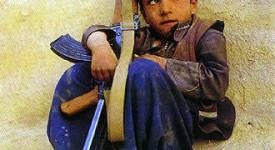 Des enfants soldats en Syrie !