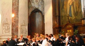 Un mercredi des cendres grégorien à Rome – Quatre-vingt chanteurs avec une large participation belge