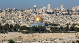 Le pape lance un appel pour la paix à Jérusalem