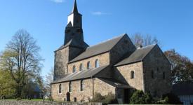 Escapades d'été: L'église Saint-Étienne de Waha