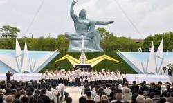 Un haut responsable du Vatican assiste aux commémorations de Nagasaki