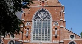Bruxelles: les dominicains fêtent la rénovation de leur église