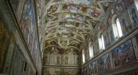 De l'air frais à la chapelle Sixtine