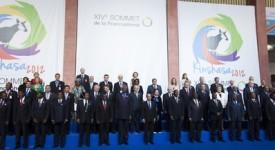 Un sommet de la francophonie très politique