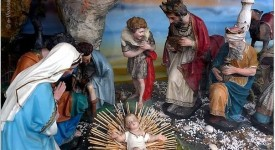Noël et la Crèche
