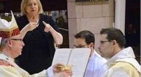 Canada : Première ordination d'un prêtre sourd