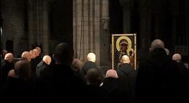 Pologne: La Vierge Noire de Czestochowa attaquée