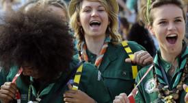 Des responsables scouts et guides du monde entier à Mouscron