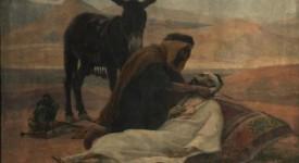 Le bon Samaritain, emblème du service aux malades
