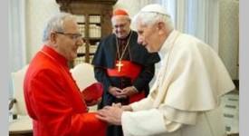 Benoit XVI, solidaire de l'Eglise chaldéenne