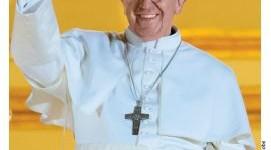 Des cartes de prière dédiées au pape