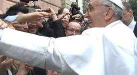 Spontanéité au Vatican