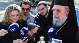 Chypre: Chrysostome II veut la démission du ministre des finances