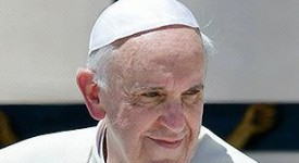 Le pape moins populaire aux Etats-Unis