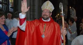 Liège : la paix au centre du message de Mgr Delville