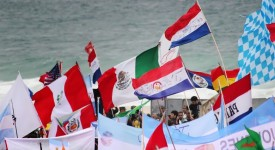 Copacabana accueille trois grandes célébrations des JMJ