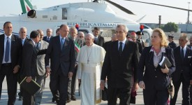 Brésil: Faut-il s'inquiéter pour la sécurité du pape ?