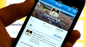 François a 7,3 millions de «followers»